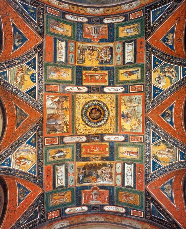 Palazzo della Cancellaria, Rome.
