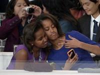 Michelle O's selfie