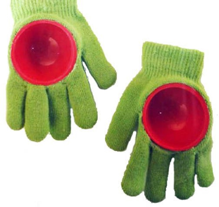 Snowball gloves