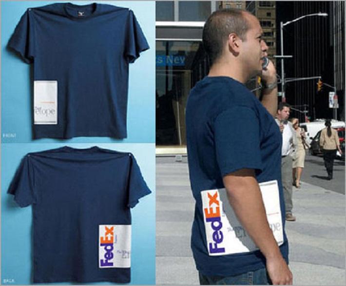 FedEx t-shirt